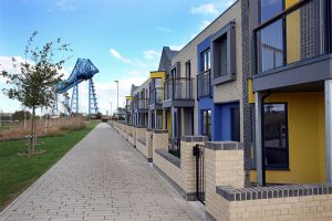 Brand new homes in Middlehaven