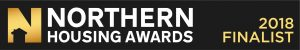 Northern Housing Awards Finalist Banner
