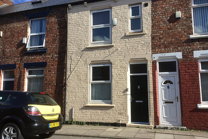 3 Bedroom House Albany Street In Middlesbrough