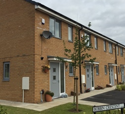 Image of New build in bobbin crescent Darlington