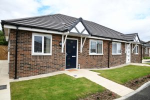 Image of Darlington Lane new build bungalows